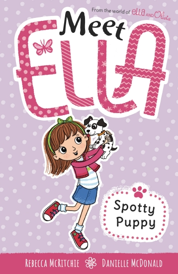 Meet Ella #1: Spotty Puppy