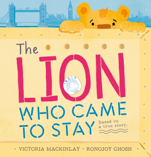 The Lion Who Came To Stay