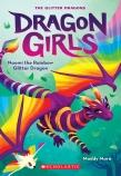 Naomi the Rainbow Glitter Dragon #3