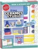 Klutz: Tiny Ceramics Studio