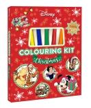 Disney Christmas: Colouring Kit
