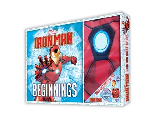Iron Man: Book and Dress-Up Set (Marvel)
