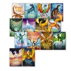 WINGS OF FIRE BOOKS 1-14