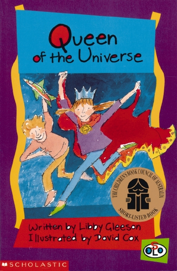 Social Emotional Learning Helps >> The Store - SOLO: Queen of the Universe - Book