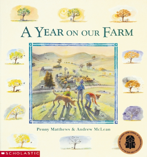 Year on our Farm                                                                                     - Book