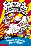 Captain Underpants and the  Perilous Plot of Professor Poopypants (#4)