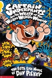 Captain Underpants and the Wrath of the Wicked Wedgie Woman (#5)
