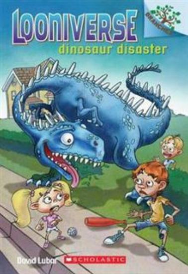 Looniverse: #3 Dinosaur Disaster - Book