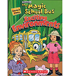 The Magic School Bus: Exciting Environment DVD