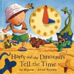 HARRY AND  DINOSAURS TELL THE
