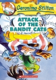 Geronimo Stilton #8: Attack of the Bandit Cats