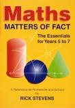 MATHS MATTERS OF FACT