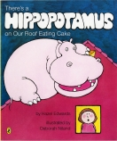 THERE'S A HIPPOPOTAMUS ON OUR