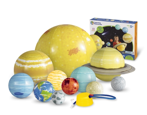 Solar System And Planet Toys : The store inflatable solar system set toy game