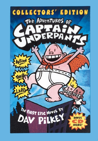 The Store The Adventures Of Captain Underpants
