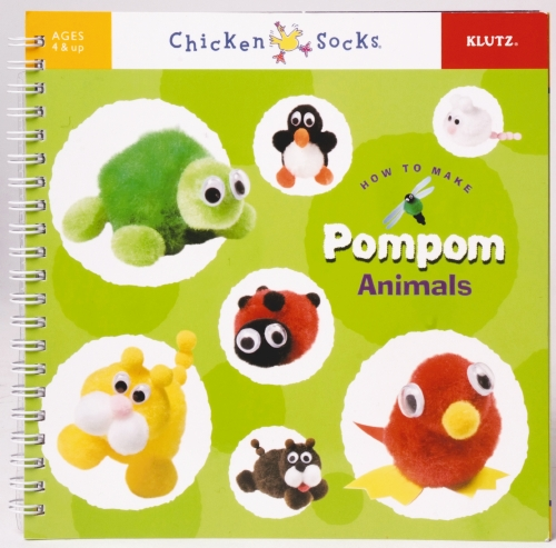 POMPOM ANIMALS CHICK SOCKS