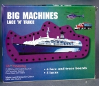 BIG MACHINES LACE AND TRACE