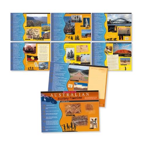 Product: Australian History Timeline - Teacher Resource - School ...