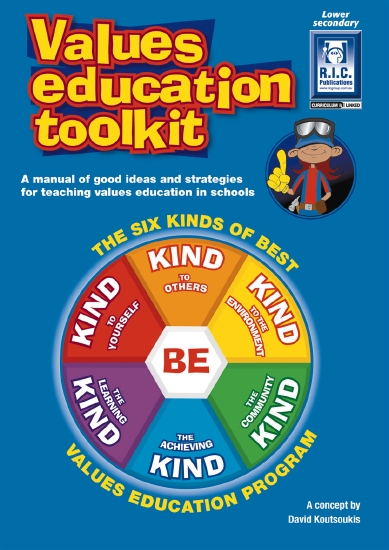 Product: Values Education Toolkit Posters - Stationery - School ...
