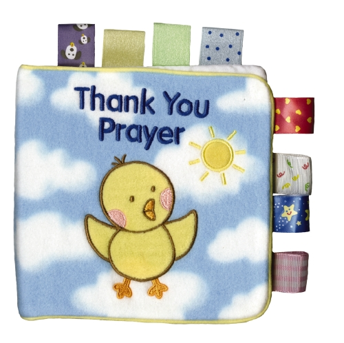 My First Taggies Book: Thank You Prayer