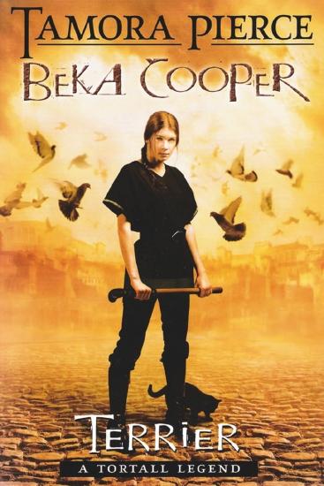 Beka Cooper: #1 Terrier