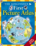 First Picture Atlas with Poster