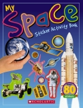 My Space Sticker Activity Book