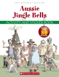 Aussie Jingle Bells Activity and Sticker Book