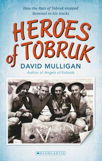 Heroes of Tobruk                                                                                     - Book