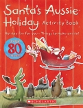 Santa's Aussie Holiday Activity and Sticker Book