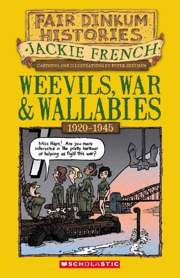 WEEVILS WARS AND WALLABIES #6