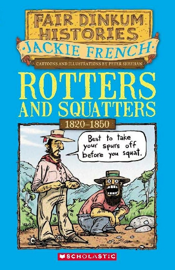 ROTTERS AND SQUATTERS FDH#3