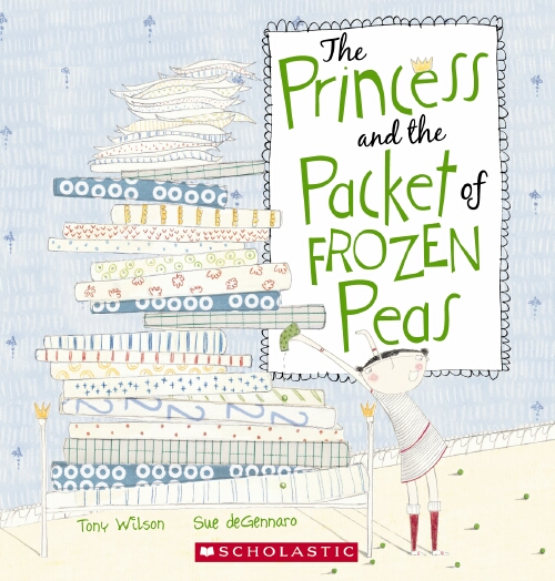The Princess and the Packet of Frozen Peas