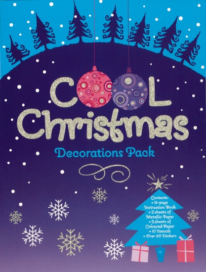 The Store Cool Christmas Decorations Pack Toy Game