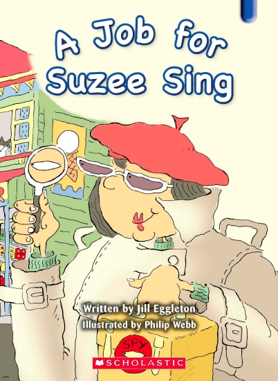 Key Links Blue 19: A Job for Suzee Sing                                                             - Book