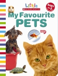 Little Scholastic: My Favourite Pets (with DVD)