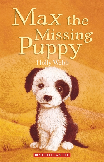 Max the Missing Puppy - Book