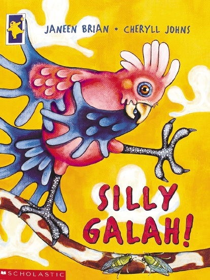 SILLY GALAH PB