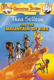 Thea Stilton and the Mountain of Fire (#2)