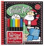 Christmas Velvet Art