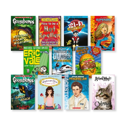 20 Books for $39 (Middle Primary)                                                                              - Pack
