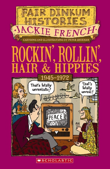 ROCKIN ROLLIN HAIR&HIPPIES #7