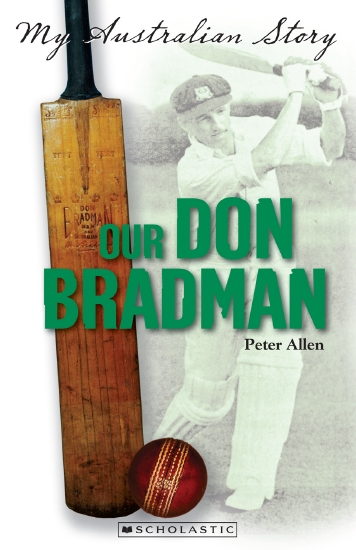 Image result for our don bradman Book