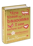 Fab Confessions of Georgie Nicholson: Are These My Basoomas I See Before Me?