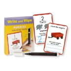 Wipe-Off Learning Cards: Numbers