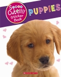 So Cute! Sticker Book: Puppies