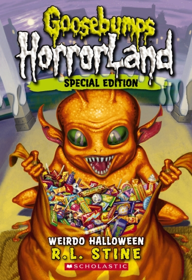 Goosebumps HorrorLand #16: Weirdo Halloween - Special Edition