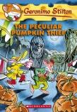 Geronimo Stilton #42: Peculiar Pumpkin Thief
