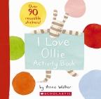 I Love Ollie Activity Book