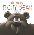 VERY ITCHY BEAR HB